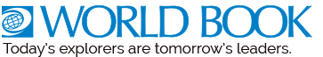 Logo and Link for World Book